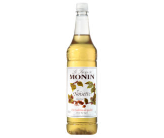 Monin Natural Hazelnut Syrup 1L