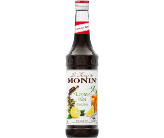 Monin Lemon Tea Syrup 1L