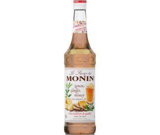 Monin Lemon, Ginger & Honey Syrup 700ML