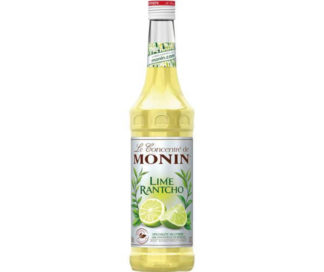 Monin Lime Rantcho Syrup 700ML