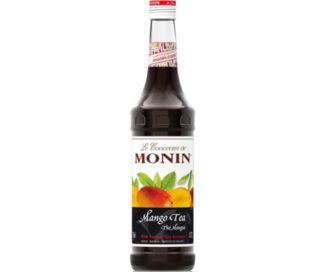 Monin Mango Tea Syrup 700ML