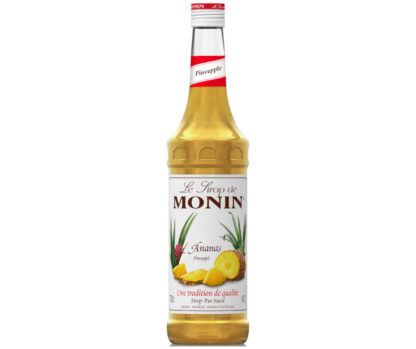 Monin Pineapple Syrup 700ML