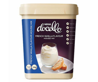 Docello French Vanilla Mousse 1.9kg