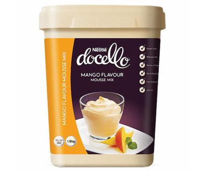 Docello Mango Mousse 1.9kg