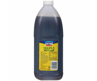 Cottee's Maple Syrup Topping 3L