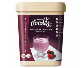 Docello Mixed Berry Mousse 1.9kg