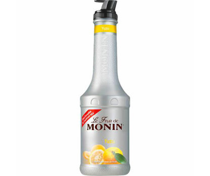 Monin Yuzu Fruit Puree 1L