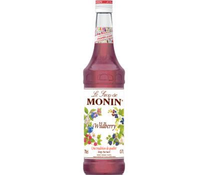 Monin Wildberry Syrup 700ML
