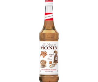 Monin Salted Caramel Syrup 700ml