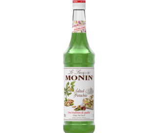 Monin Salted Pistachio Syrup 700ML