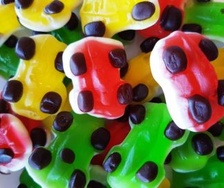 Colourful Racing Car Lollies