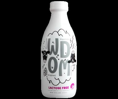Lactose Free Full Cream UHT Milk WDOM