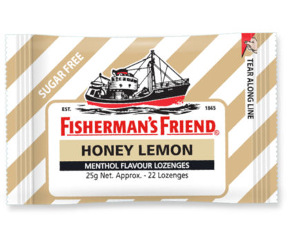 Fisherman's Friend - Honey Lemon
