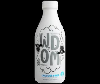 long life UHT lactose free lite milk