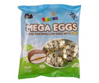 Mega Marshmallow Eggs - Foiled