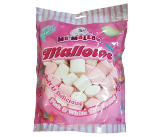 Mr Mallow Marshmallows
