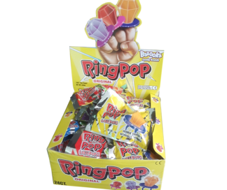 Ring pops lollipops