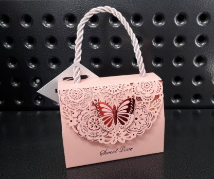 Light Pink Gift Purse 100gm - Selection!