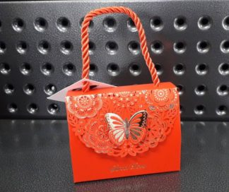 Red Gift Purse 100gm - Selection!
