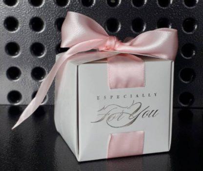 Pink Ribbon Gift Box 100gm - Selection!